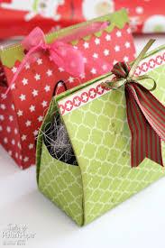 diy gift boxes pattern paper scrapbooking paper