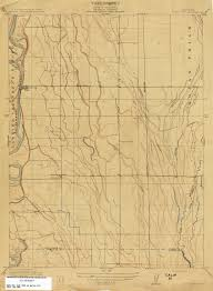 Cal Map California Topographic Maps Perry Castañeda Map Collection Ut