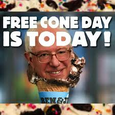 could ben u0026 jerry u0027s free cone day be every day with