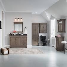 Home Depot Bathroom Vanity Cabinet Home Decorators Collection Naples 48 In W Bath Vanity Cabinet