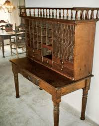 Antique Desk With Hutch Antique 19th Century Hutch Appraisal Antique Desk Hutch Antique