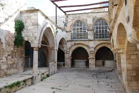 armenian church mount zion st saviour the house of caiaphas