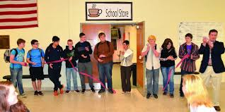 sunfield high school oriole nest student store open for business at high