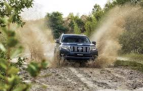 2018 toyota prado revealed on sale in australia in november