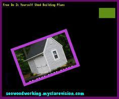 Free Diy Shed Building Plans by Free Diy Furniture Plans To Build Stackable Recycle Bins The