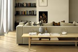 Oak Simple Coffee Table Ethnicraft - Simple coffee table designs
