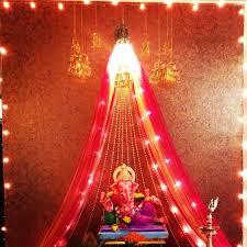 16 best ganpati decoration images on pinterest ganesha hindus