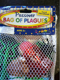 passover plagues bag passover for children of all ages it s a bag of plagues