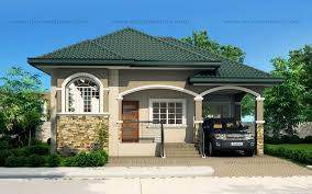 one story modern house plans atienza one story budget home shd 20115022 eplans