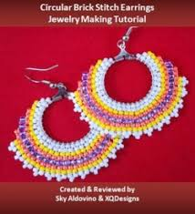 Bead Jewelry Making Classes - seed beads bracelets featured tutorials
