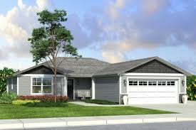 Home Plans Ranch Style New Ranch Style House Plan A Compact Yet Spacious 4 Bedroom Design