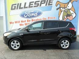 used ford for sale gillespie ford
