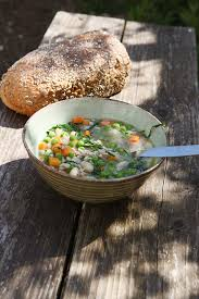 River Cottage Veg Every Day by Raid The Larder Bean And Spelt Broth River Cottage Veg Everyday
