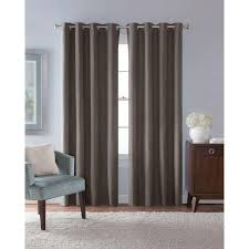 Pinch Pleat Drapes For Patio Door Curtains U0026 Drapes Window Treatments The Home Depot