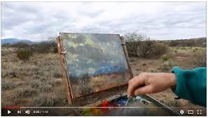 Seeking Painting A Plein Air Painter S Michael Chesley Johnson Seeking