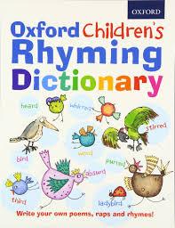 oxford children u0027s rhyming dictionary john foster 9780192735584