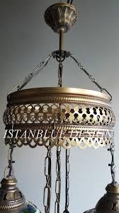 Turkish Chandelier Turkish Handmade Mosaic Chandelier 3 Globe Medium Hanging L