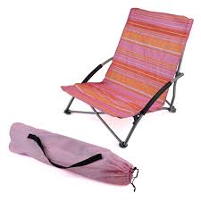 sisken low folding beach chair beach chairs camping chairs