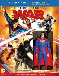 bluray best buy offers justice league war with an exclusive
