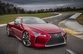 lexus cars with v8 2017 lc 500 with 467hp is the most dynamic lexus since the lfa 51