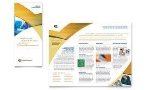 3 fold brochure template free 3 fold brochure template eskindria