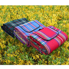 Outdoor Cing Rug 200 150cm Outdoor Picnic Cing Mat Multiplayer Fold