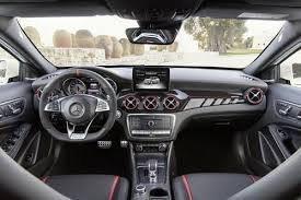 A Class Upholstery New Pricing And Spec Revealed For Mercedes Gla Fleetpoint
