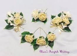 wedding flowers groom wedding flowers groom guest buttonhole corsage package pale