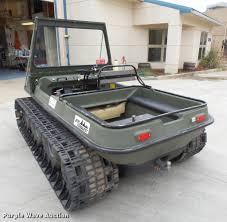 amphibious truck for sale 1997 argo v894 37 conquest amphibious vehicle item dc3801