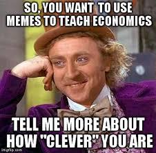 Meme Media - about economics memes economics memes