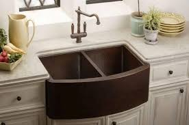 sinks white granite countertop antique bronze kitchen faucet