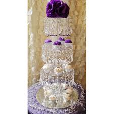 wedding cake stands for sale sale bling cupcake tower 4 tiers cupcake stand cupcake