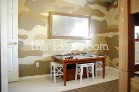 feel room decor 3e513541b4eb29c25e7c1bffe2f6e748 camo wall paint