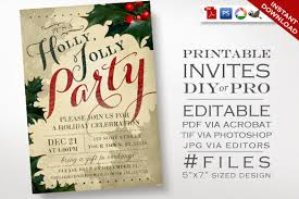 21 christmas invitation templates u2013 free sample example format