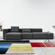 canap confortable et design les combinaisons sofa ou canapé mags modulables version tissu par