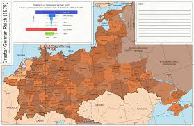 Germany Ww2 Map by The Greater German Reich In 1979 In An Alternate History Where The