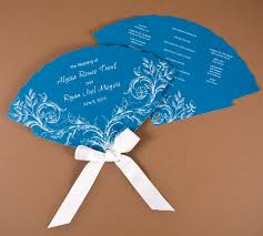 cardstock for wedding programs programs for outdoor ceremony use heavy cardstock to provide a