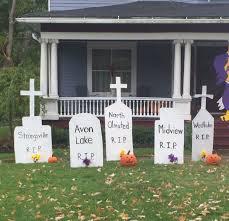 halloween city strongsville ohio avon freshman fb avonfroshfb twitter