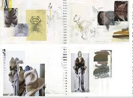 Art Portfolio Design Fashion Sketchbook Drawings And Fashion Design Development With