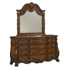 Mirrored Nightstands Cheap Bedroom Furniture Sets Dresser With Mirror Design Ideas Dressing