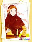 Kartun Muslimah Terbaru | BungaLotus.Com