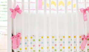 pink and white crib bumper pink crib bumper crib bumpers