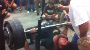 Bench Press World Record By Weight Watch A Texas High Senior Bench Press 700 Pounds Video