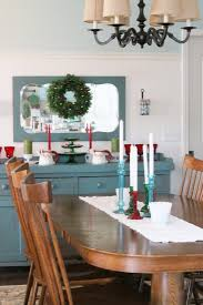 a colorful christmas dining room u2039 a cottage