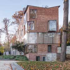 nadaaa overhauls brick house in washington dc with ample glazing