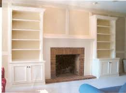 Built In Bookcase Kits Image Detail For Built In Wall Unit With Base Cabinets And