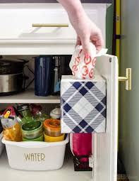 Inside Kitchen Cabinet Organizers How To Organize Everything In Your Kitchen Polished Habitat