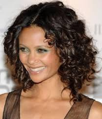 length layered curly hairstyles curly bangs ideas curly