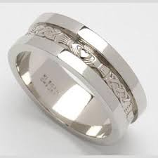 Claddagh Wedding Ring by Corrib Claddagh Wedding Ring