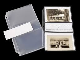 archival photo pages binders albums 3 ring binder pages archival methods